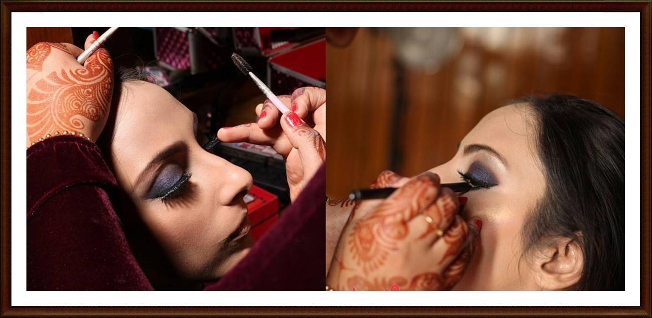 Know Your Vendor: Makeup Artist Nida Nazir from Makeup Shakeup