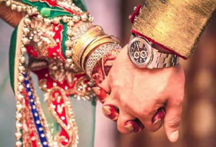 The Untold Story of How Kashmiri Bride and Groom Actually Meet